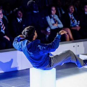 CURIOUS INCIDENT SCHOOLS TOUR 2018